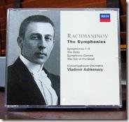 Ashkenazy-Rachmaninov
